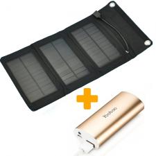 Солнечный зарядный комплект для скаута