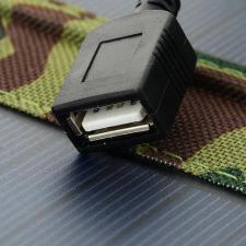 Солнечное зарядное устройство SP 7 Watt (military)