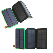 Солнечное зарядное устройство Allpowers 10000 (3.6 Watt) green