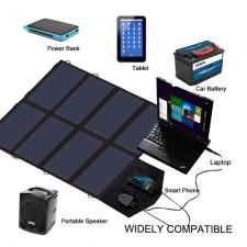 Солнечный зарядный комплект Allpowers 40 Watt + 41600 mAh