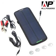 Солнечная батарея  Allpowers 7 Watt для автомобильной АКБ
