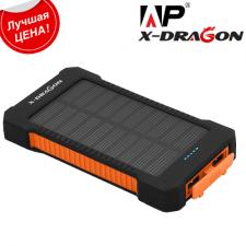 Солнечное зарядное устройство Allpowers X-Dragon 10000 orange