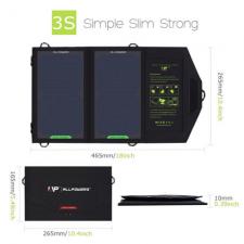 Портативная солнечная батарея  Allpowers 10 Watt