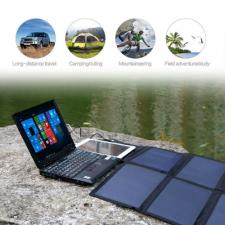 Портативная солнечная батарея для ноутбука Allpowers X-Dragon 40 Watt