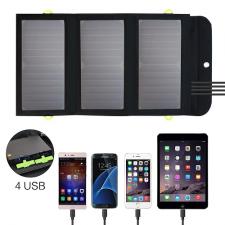 Портативная солнечная батарея Allpowers 21 Watt (6000 mAh)