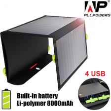 Солнечное зарядное устройство Allpowers 21 Watt (6000 mAh)