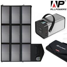 Солнечный зарядный комплект Allpowers 60 Watt + 54000 mAh