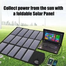 Солнечное зарядное устройство для ноутбука Allpowers 100 Watt