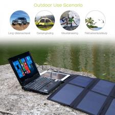 Портативная солнечная батарея для ноутбука Allpowers 100 Watt