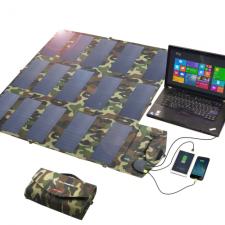 Портативная солнечная батарея Allpowers 100 Watt (military)