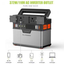 Солнечный зарядный комплект Allpowers 100 Watt + 100500 mAh