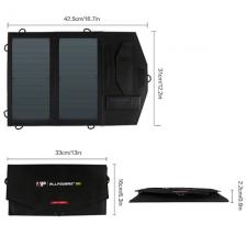 Портативная солнечная батарея Allpowers 14 Watt (1400 mAh)