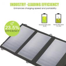 Солнечное зарядное устройство Allpowers 15 Watt (6000 mAh)