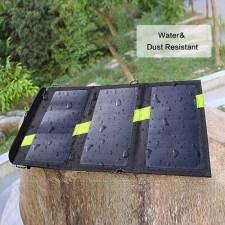Портативная солнечная батарея Allpowers X-Dragon 20 Watt