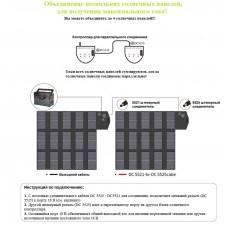 Портативное зарядное устройство Allpowers 200 Watt