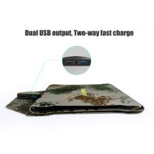 Портативная солнечная батарея Allpowers 21 Watt (ETFE) Military