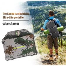 Солнечное зарядное устройство Allpowers 21 Watt (ETFE) Military