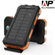 Солнечное зарядное устройство Allpowers 24000 Waterproof