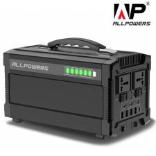 Зарядная станция (Power bank) Allpowers 78000 mAh (288 Wh) с розеткой