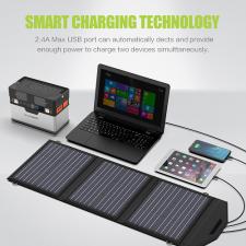 Солнечное зарядное устройство Allpowers 60 Watt