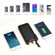 Солнечное зарядное устройство Allpowers 15000 orange (с зажигалкой)