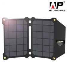 Портативная солнечная батарея Allpowers 14 Watt Ultra thin (ETFE)