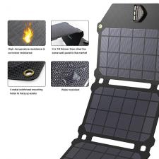 Солнечное зарядное устройство Allpowers 21 Watt Ultra thin (ETFE)