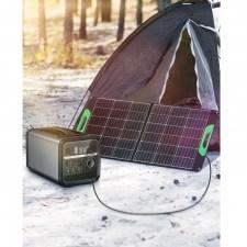 Портативная солнечная батарея Blitzwolf 100 Watt
