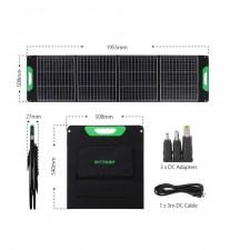 Солнечное зарядное устройство BlitzWolf 150 Watt