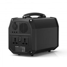 Портативное зарядное устройство Blitzwolf 124800 mAh (462 Wh) с розеткой