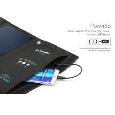 Портативная солнечная батарея BlitzWolf 15 Watt