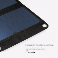 Портативная солнечная батарея BlitzWolf 20 Watt