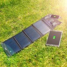 Портативная солнечная батарея EasyAcc 28 Watt