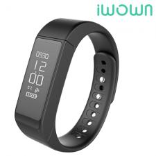 Фитнес браслет iwown i5 Plus Black