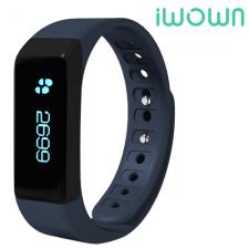 Фитнес браслет iwown i5 Plus Blue