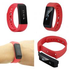 Фитнес браслет iwown i5 Plus Red