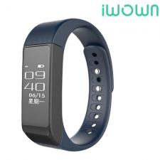 Фитнес браслет iwown i5 Pro Blue