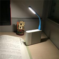 USB лампа на гибкой ножке