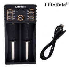 Зарядное устройство для аккумуляторов AA/AAA LiitoKala Lii 202