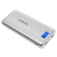 Внешний аккумулятор PINENG PN-999 20000 mAh (silver)