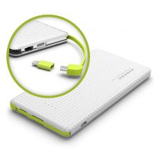 Внешний аккумулятор PINENG PN-951 10000 mAh (white)