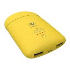 Внешний аккумулятор Bay Valley Parts 6000 mAh (yellow)