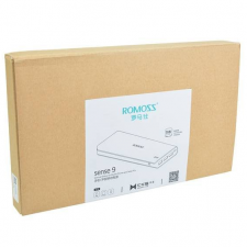 Внешний аккумулятор Romoss Sense 9 25000 mAh (white)