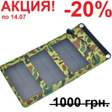 Портативная солнечная батарея SP 5 Watt (military)