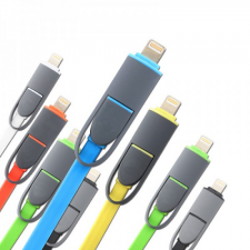 Кабель Lightning / micro USB to USB (трансформер) - Фото5