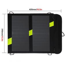 Портативная солнечная батарея Allpowers X-Dragon 14 Watt